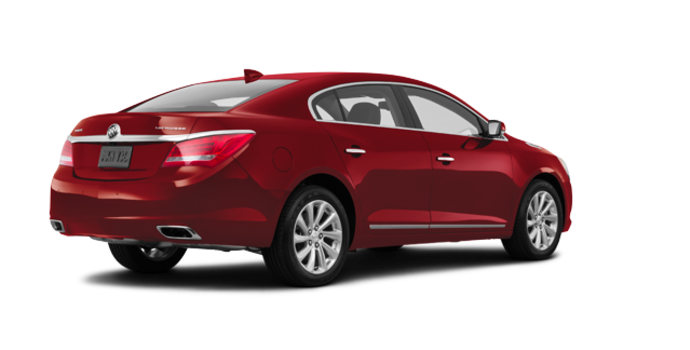 2016 Buick LaCrosse PREMIUM | Photo 5 | Deep Garnet Metallic