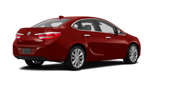 2016 Buick Verano PREMIUM | Photo 5 | Crystal Red Tintcoat