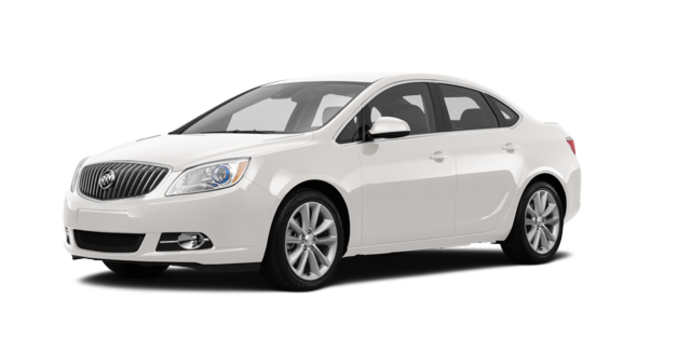 2016 Buick Verano PREMIUM | Photo 6 | White Diamond Tricoat