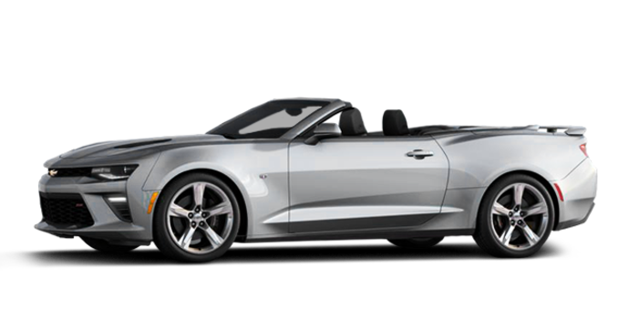 2016 Chevrolet Camaro convertible 1SS | Photo 4 | Silver Ice Metallic