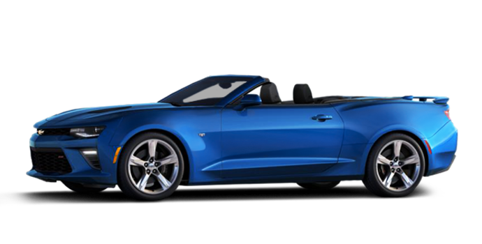 2016 Chevrolet Camaro convertible 1SS | Photo 4 | Hyper Blue Metallic