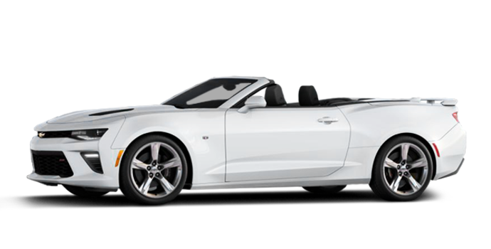 2016 Chevrolet Camaro convertible 1SS | Photo 4 | Summit White