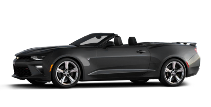 2016 Chevrolet Camaro convertible 1SS | Photo 4 | Nightfall Grey Metallic