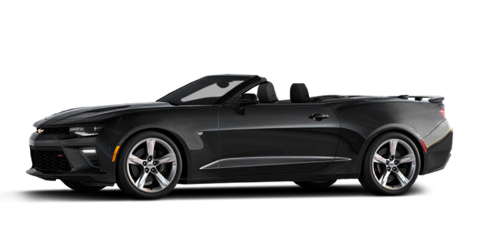 2016 Chevrolet Camaro convertible 1SS | Photo 4 | Black