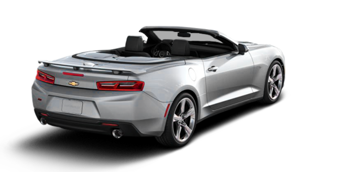 2016 Chevrolet Camaro convertible 1SS | Photo 5 | Silver Ice Metallic