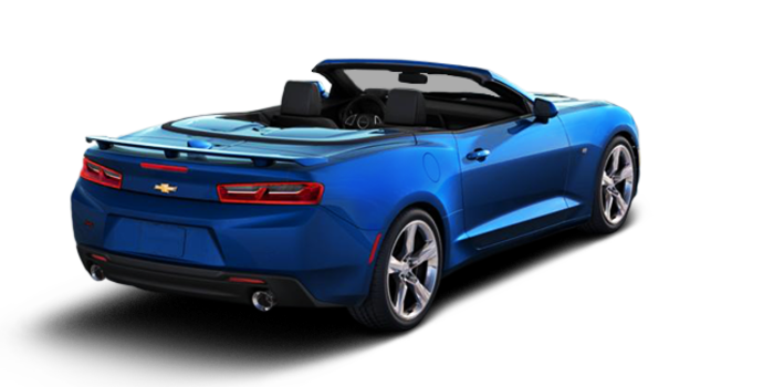 2016 Chevrolet Camaro convertible 1SS | Photo 5 | Hyper Blue Metallic