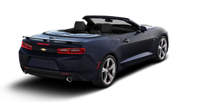 2016 Chevrolet Camaro convertible 1SS | Photo 5 | Blue Velvet Metallic