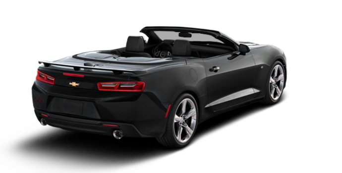 2016 Chevrolet Camaro convertible 1SS | Photo 5 | Black