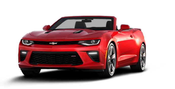 2016 Chevrolet Camaro convertible 1SS | Photo 6 | Red Hot