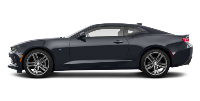 2016 Chevrolet Camaro coupe 1LT | Photo 4 | Blue Velvet Metallic