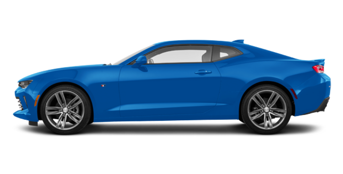 2016 Chevrolet Camaro coupe 1LT | Photo 4 | Hyper Blue Metallic