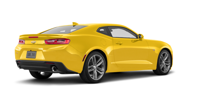 2016 Chevrolet Camaro coupe 1LT | Photo 5 | Bright Yellow