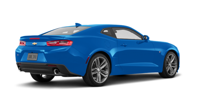2016 Chevrolet Camaro coupe 1LT | Photo 5 | Hyper Blue Metallic