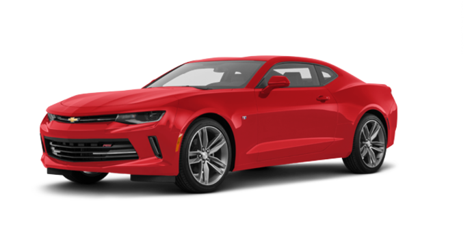 2016 Chevrolet Camaro coupe 1LT | Photo 6 | Red Hot