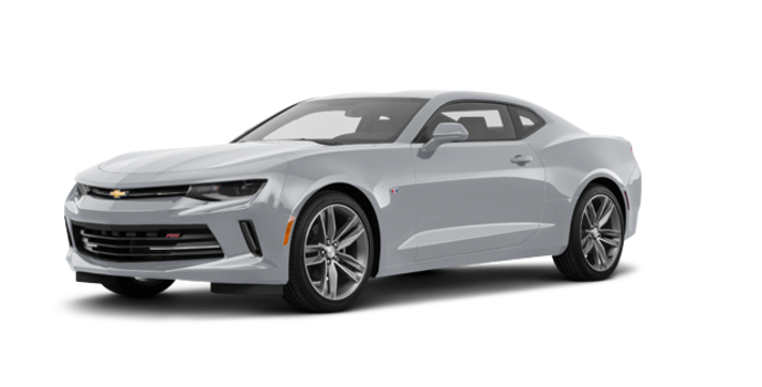 2016 Chevrolet Camaro coupe 1LT | Photo 6 | Silver Ice Metallic