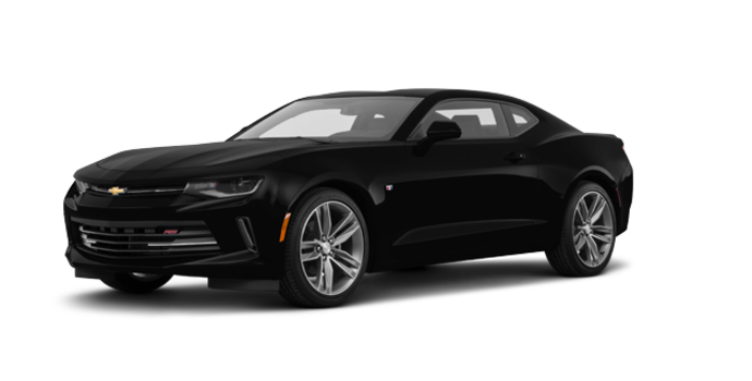 2016 Chevrolet Camaro coupe 1LT | Photo 6 | Black