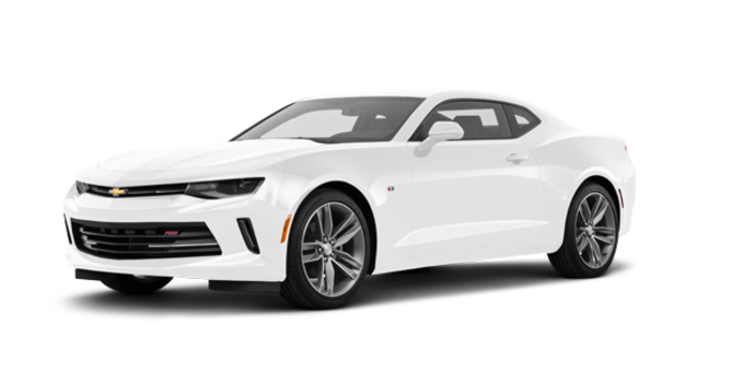 2016 Chevrolet Camaro coupe 2LT | Photo 6 | Summit White