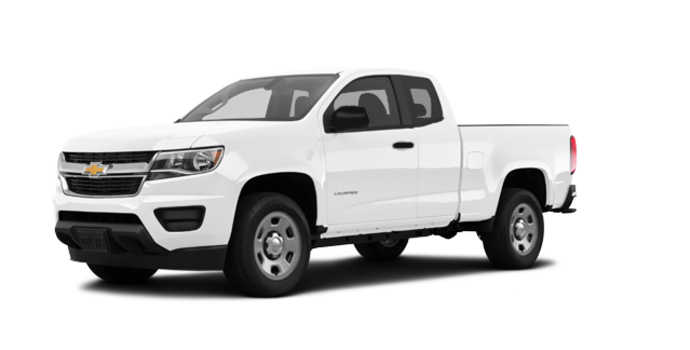 2016 Chevrolet Colorado BASE | Photo 6 | Summit White