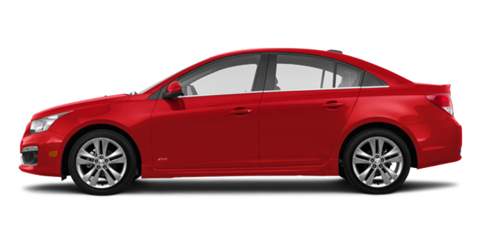 2016 Chevrolet Cruze Limited 2LT | Photo 4 | Red Hot