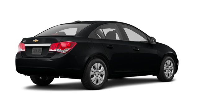 2016 Chevrolet Cruze Limited LS | Photo 5 | Black Granite Metallic