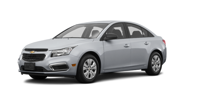 2016 Chevrolet Cruze Limited LS | Photo 6 | Silver Ice Metallic