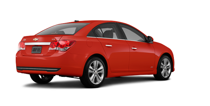 2016 Chevrolet Cruze Limited LTZ | Photo 5 | Red Hot