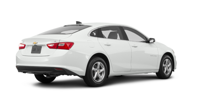 2016 Chevrolet Malibu LS | Photo 5 | Summit White