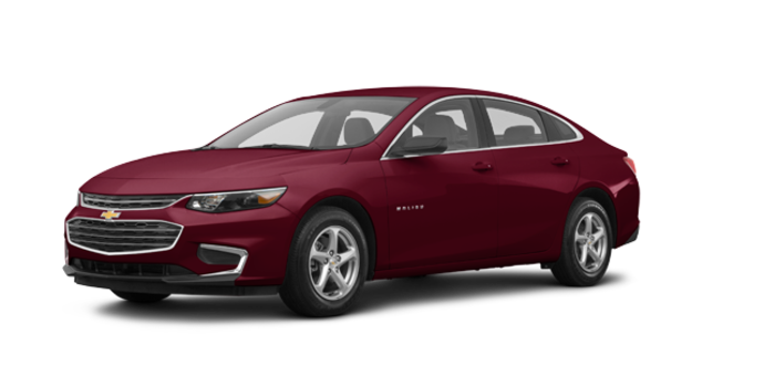 2016 Chevrolet Malibu LS | Photo 6 | Butte Red Metallic