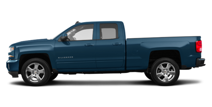 2016 Chevrolet Silverado 1500 LT Z71 | Photo 4 | Deep Ocean Blue Metallic