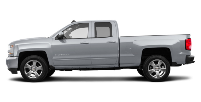 2016 Chevrolet Silverado 1500 LT Z71 | Photo 4 | Silver Ice Metallic