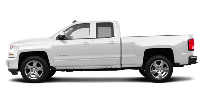 2016 Chevrolet Silverado 1500 LT Z71 | Photo 4 | Summit White