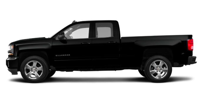 2016 Chevrolet Silverado 1500 LT Z71 | Photo 4 | Black