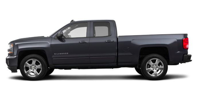 2016 Chevrolet Silverado 1500 LT Z71 | Photo 4 | Tungsten Metallic