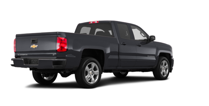 2016 Chevrolet Silverado 1500 LT Z71 | Photo 5 | Tungsten Metallic