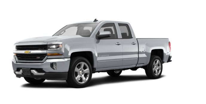 2016 Chevrolet Silverado 1500 LT Z71 | Photo 6 | Silver Ice Metallic