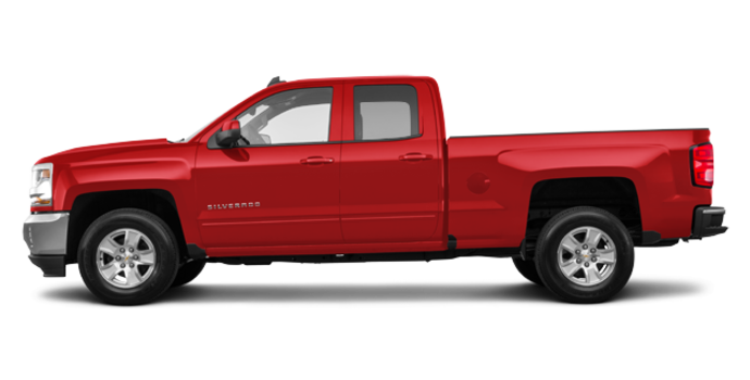 2016 Chevrolet Silverado 1500 LT | Photo 4 | Red Hot