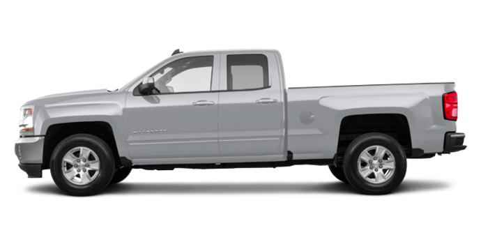 2016 Chevrolet Silverado 1500 LT | Photo 4 | Silver Ice Metallic