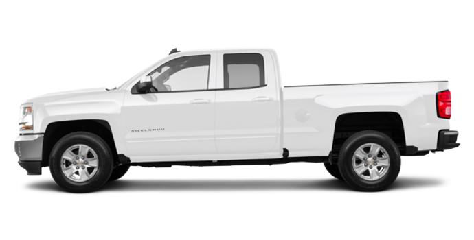 2016 Chevrolet Silverado 1500 LT | Photo 4 | Summit White