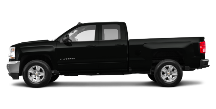 2016 Chevrolet Silverado 1500 LT | Photo 4 | Black