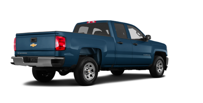 2016 Chevrolet Silverado 1500 WT | Photo 5 | Deep Ocean Blue Metallic