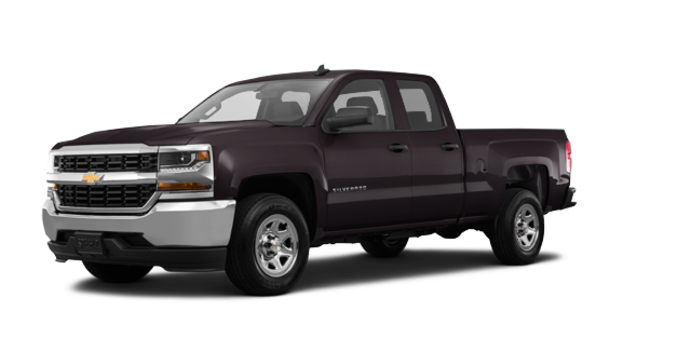 2016 Chevrolet Silverado 1500 WT | Photo 6 | Tungsten Metallic