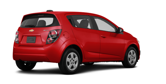 2016 Chevrolet Sonic Hatchback LS | Photo 5 | Red Hot