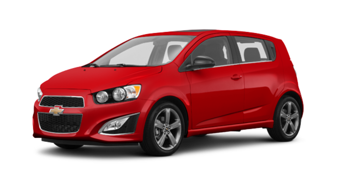 2016 Chevrolet Sonic Hatchback RS | Photo 6 | Red Hot