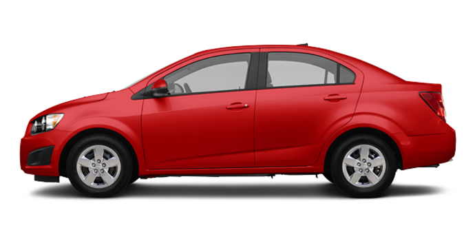 2016 Chevrolet Sonic LS | Photo 4 | Red Hot