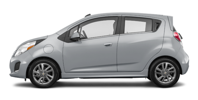 2016 Chevrolet Spark Ev 1LT | Photo 4 | Silver Ice Metallic