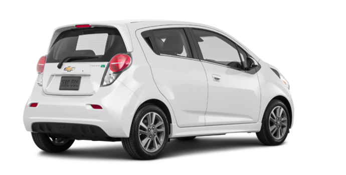 2016 Chevrolet Spark Ev 1LT | Photo 5 | Summit White