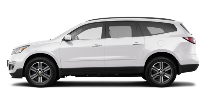 2016 Chevrolet Traverse 2LT | Photo 4 | Summit White