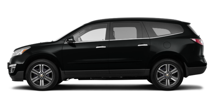 2016 Chevrolet Traverse 2LT | Photo 4 | Mosaic Black Metallic