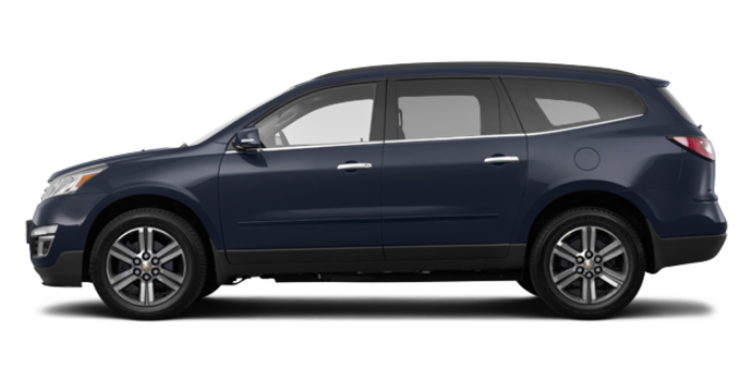 2016 Chevrolet Traverse 2LT | Photo 4 | Blue Velvet Metallic