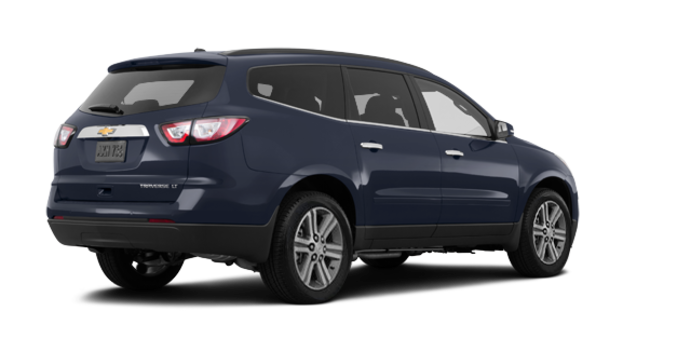2016 Chevrolet Traverse 2LT | Photo 5 | Blue Velvet Metallic